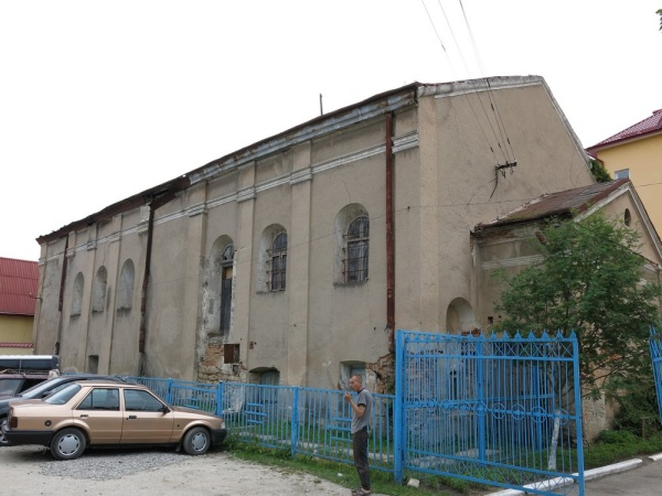 Chortkiv, Main Synagogue