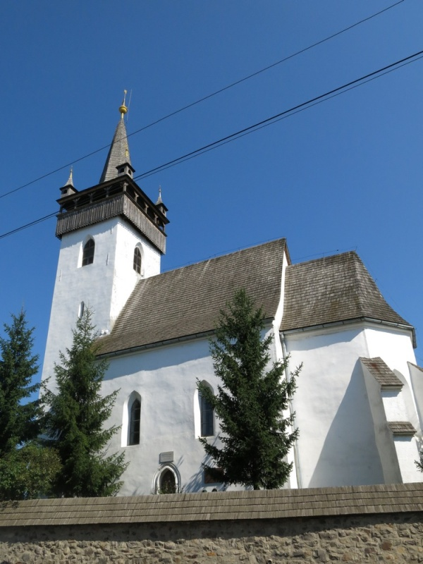 Khust, St. Elizabeth Protestant church