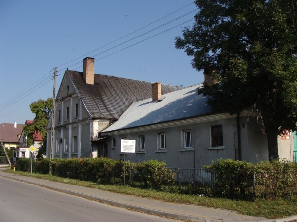 A building at Polna street in Kock