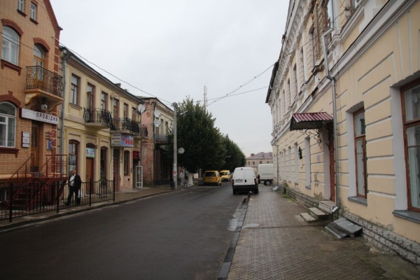 Historic buildings in Dubno