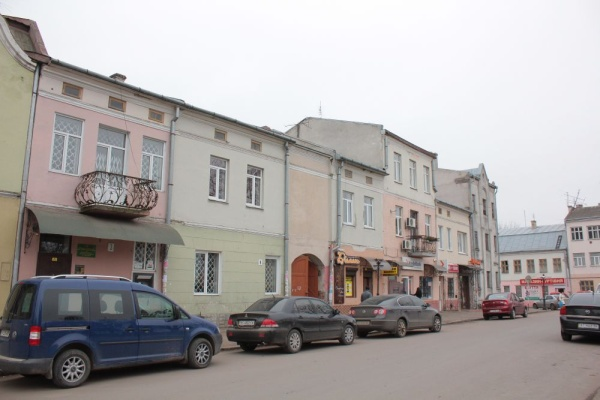 The centre of Rohatyn