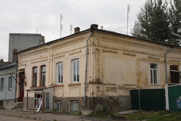 Historic building in Ostroh