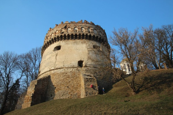 Round Tower of the Ostroh Castle