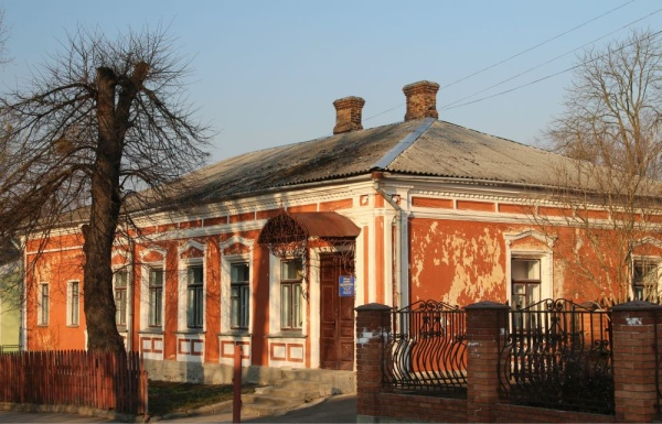 Library in Ostroh