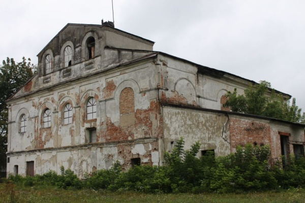 Synagogue in Kobryn