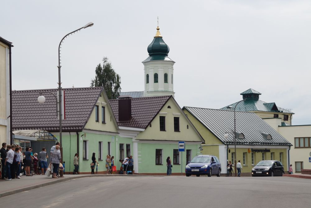 The centre of Slonim