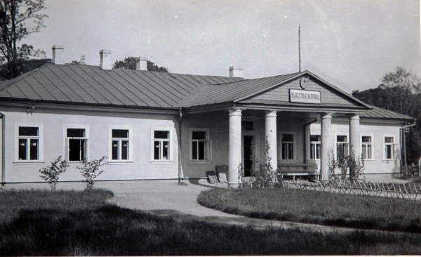 Dubno, magistrate
