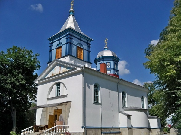 Dubno, Savior Transfiguration Church