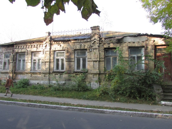 Kovel, old Jewish house