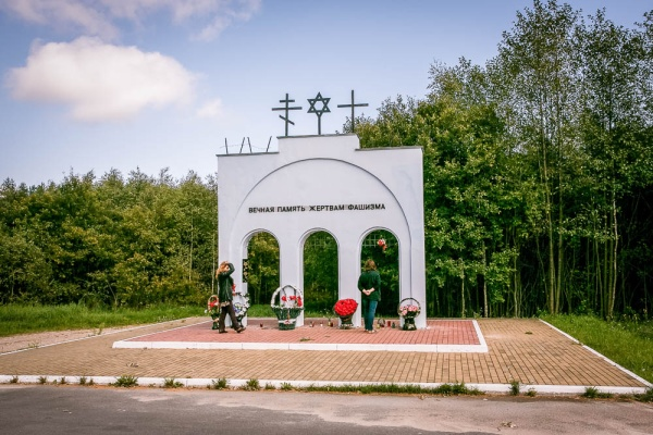 Memorial in Koldichevo
