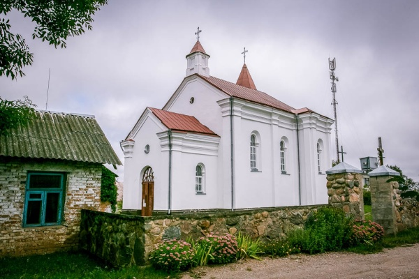Church of the Mother of God in Haradzishcha (18th century)