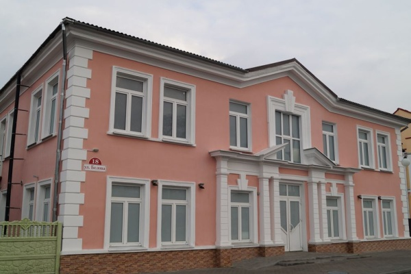 Pinsk. Jewish community house. Belova str. 18