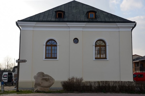 Józefów, the synagogue
