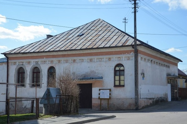 Krynki, the Kaukaska synagogue