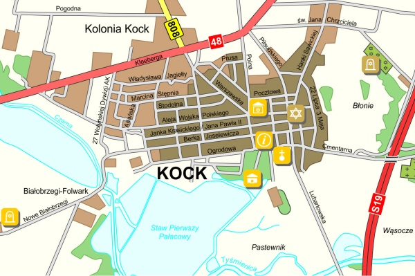 Kock - guidebook